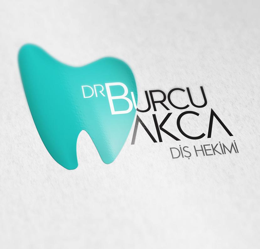 Dr. Burcu AKCA Logo Tasarım