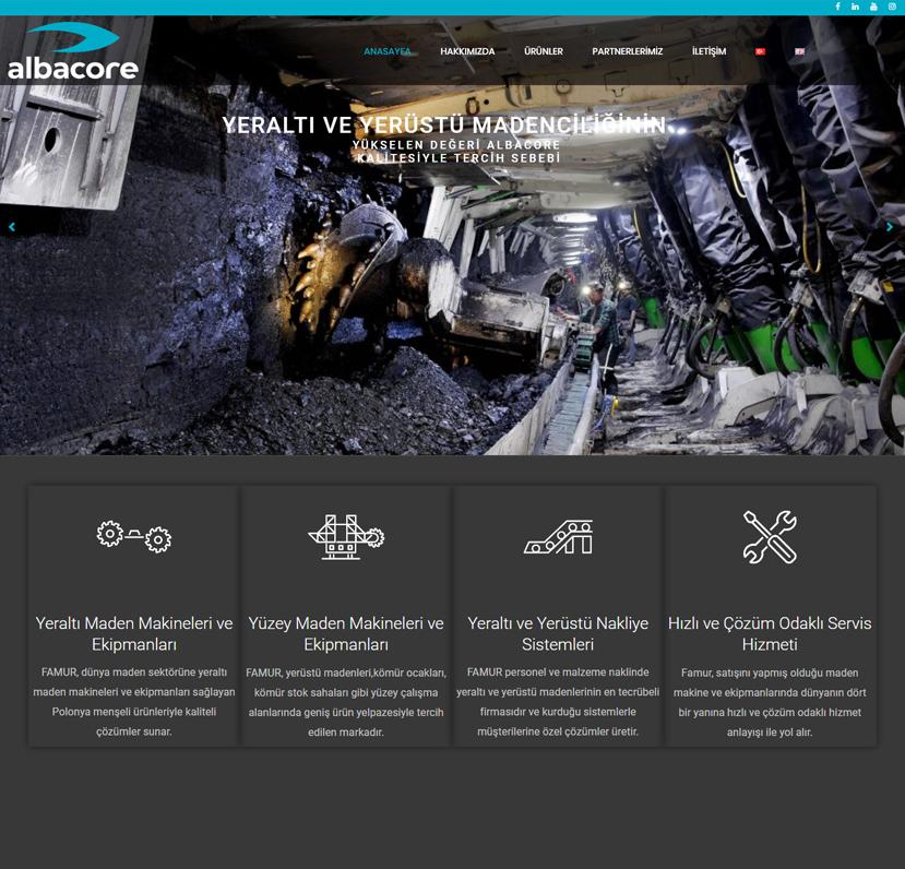 Albacore Madencilik San. ve Tic. Ltd. Şti