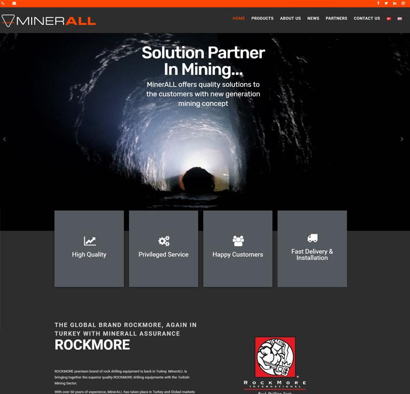 Minerall Maden